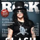 Slash - Classic Rock Magazine Cover [Germany] (October 2018)