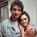 Isabelle Drummond and Humberto Carrão