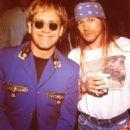Axl Rose & Elton John