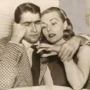 Edward G. Robinson jr. and Frances Robinson