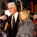 Barbra Streisand and James Brolin