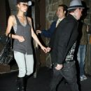 Paris Hilton - Paris & Nicky Hilton At Night In Beverly Hills, 2008-04-29