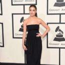 Olivia Culpo 57th Annual Grammy Awards In Los Angeles
