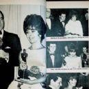 Elizabeth Taylor - Movieland Magazine Pictorial [United States] (July 1961) - 454 x 232