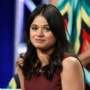 Melonie Diaz – 'Charmed' Panel at 2018 TCA Summer Press Tour in Los Angeles - 454 x 547