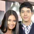 Elmo Magalona and Sam Pinto