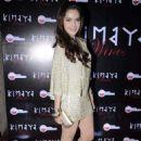 Shazahn at Kimaya Wines Launch Gallery