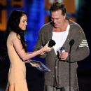 Megan Fox and Mickey Rourke - Spike TV's 'Scream 2010' At The Greek Theatre - 2010-10-16