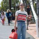 Cara Santana – Shopping at Fred Segal in LA - 454 x 683
