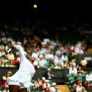Serena Williams – 2018 Wimbledon Tennis Championships in London Day 3 - 454 x 297