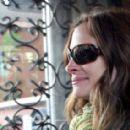 Julia Roberts - Da Gabriele Restaurant In Roma, 26.05.2008.