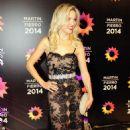Luisana Lopilato – 2014 Martin Fierro Awards Gala in Buenos Aires - 454 x 698