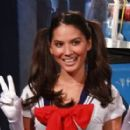 Olivia Munn on Attack of the Show! - 454 x 279