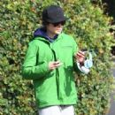 Ellen Page is seen leaving the gym after a workout in Los Angeles, California on January 13, 2015 - 454 x 557