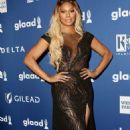 Laverne Cox – 2018 GLAAD Media Awards in New York - 454 x 706