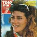 Florence Arthaud - Télé Star Magazine Cover [France] (10 December 1990)