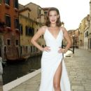 Bella Hadid – attends Bvlgari Party at Scuola Grande della Misericordia in Italy