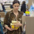 Irina Shayk and Bradley Cooper – Shopping in Los Angeles