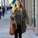 Whitney Port is spotted out running errands in Beverly Hills, California on January 7, 2016 - 398 x 600