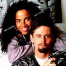 Rae Dawn Chong and C. Thomas Howell - 454 x 624