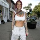 Jemma Lucy – Out and about in Cheshire - 454 x 672