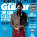 Gary Clark Jr. - Total Guitar Magazine Cover [United Kingdom] (April 2020)