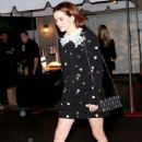 Zoey Deutch – Seen Leaving a party in Brentwood