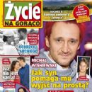 Michal Wisniewski - Zycie na goraco Magazine Cover [Poland] (11 July 2019)