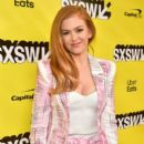 Isla Fisher attends the