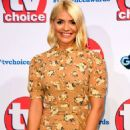 Holly Willoughby – 2019 TV Choice Awards in London - 454 x 652