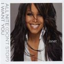 All Nite (Don't Stop) / I Want You - Janet Jackson - Janet Jackson