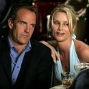 Richard Burgi and Nicollette Sheridan