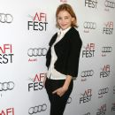 Haley Bennett - at AFIFEST 2009 - 'The Hole In 3D' Premiere - 31/10/09 - 376 x 594