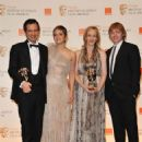 Rupert Grint and Emma Watson at BAFTA Awards