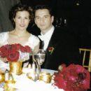 David Gahan and Jennifer Sklias - 454 x 377