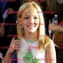 Jamie-Lynn Spears - 2003 - 'Uptown Girls' Premiere
