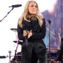 Carrie Underwood Performs At World Aids Day In New York City