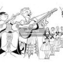 THE SOUND OF MUSIC 1959 Original Broadway Cast - 454 x 289