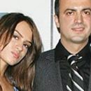 Sergej Trifunovic & his ex girl Bojana - 454 x 182