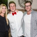 Dean McDermott and Mary Jo Eustace with their son Jack - 454 x 304