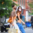 Bella Hadid – Shopping candids in NYC