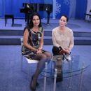 Olga Kabo and singer Nina Shatskaya - 454 x 341