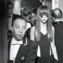 Penelope Tree at Capote's Black and White Ball 1966 - 358 x 415