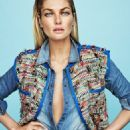Jessica Hart - Harper's Bazaar Magazine Pictorial [Mexico] (May 2017) - 454 x 848