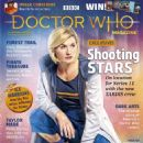 Jodie Whittaker - Doctor Who Magazine Cover [United Kingdom] (26 July 2018)