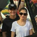 LOOK: Sweet photos of Matteo, Sarah at Pampanga event - 320 x 320