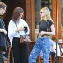 Nicola Peltz – Out for lunch at La Scala in Beverly Hills