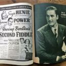Errol Flynn - Screen Book Magazine Pictorial [United States] (August 1939)