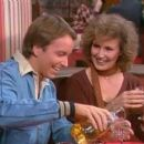 John Ritter and Claudette Nevins