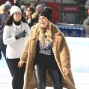Tallia Storm – Ice skating in New York City - 454 x 681